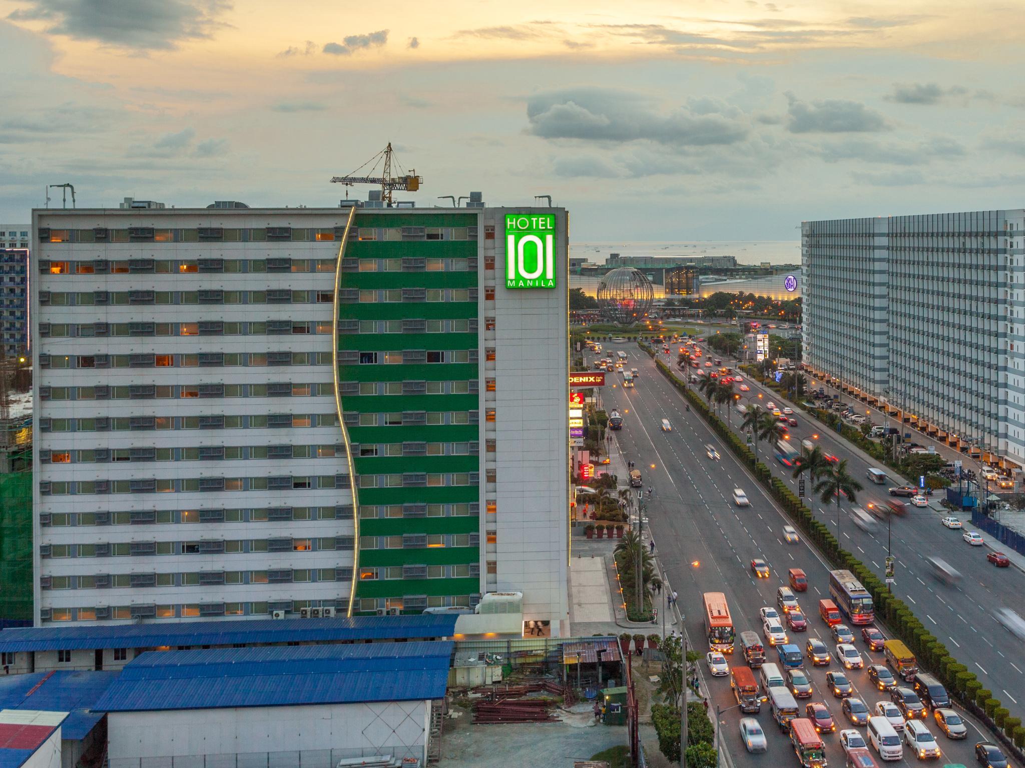 Hotel 101 - Manila