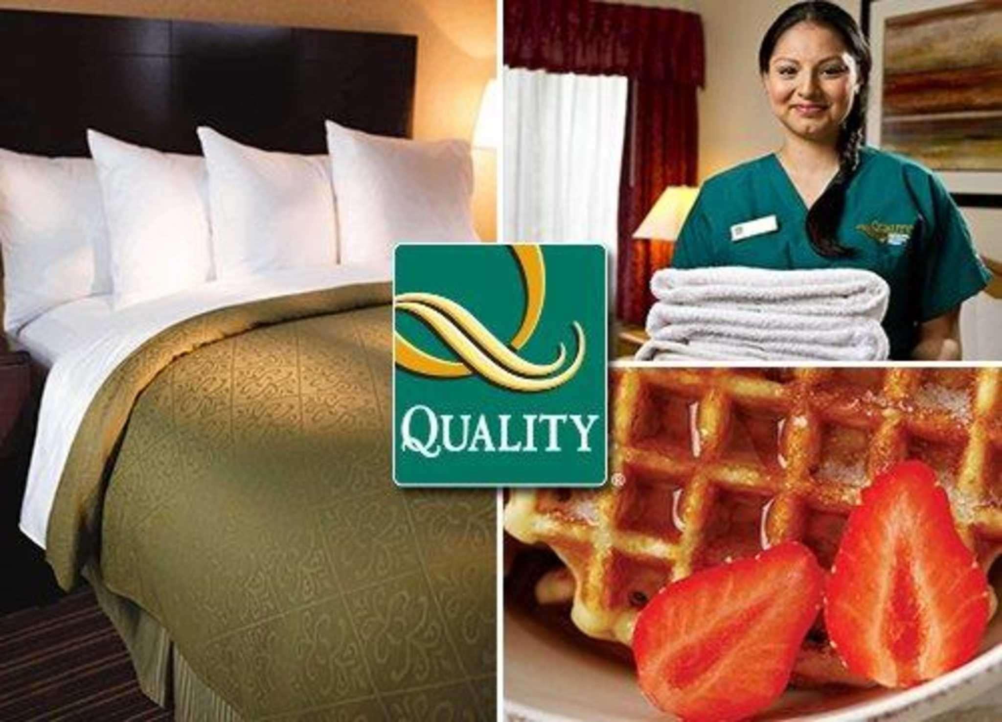 Quality Hotel Longwan Huludao