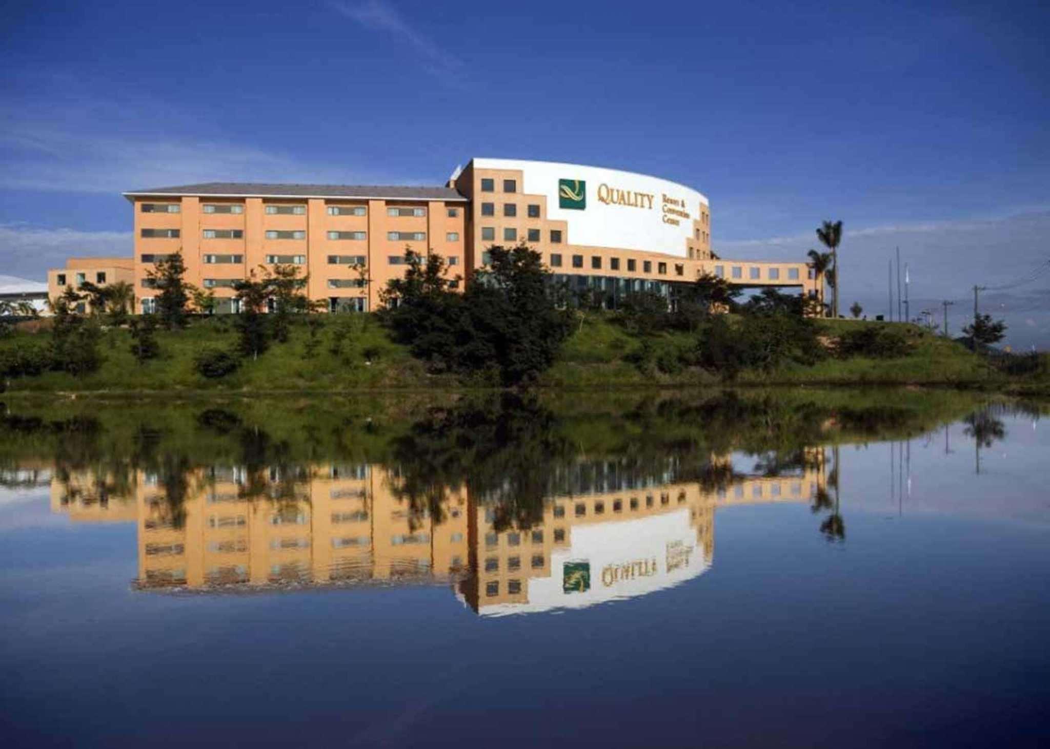 Quality Resort And Convention Center Itupeva