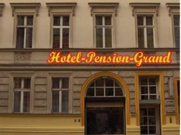 Hotel Pension Grand Berlin