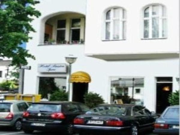Hotel Pension Spree Berlin
