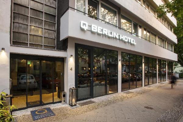 Quentin Berlin Hotel Berlin