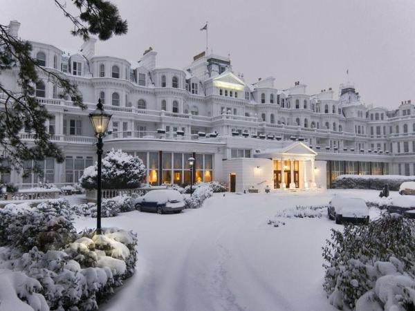 The Grand Hotel Eastbourne Eastbourne