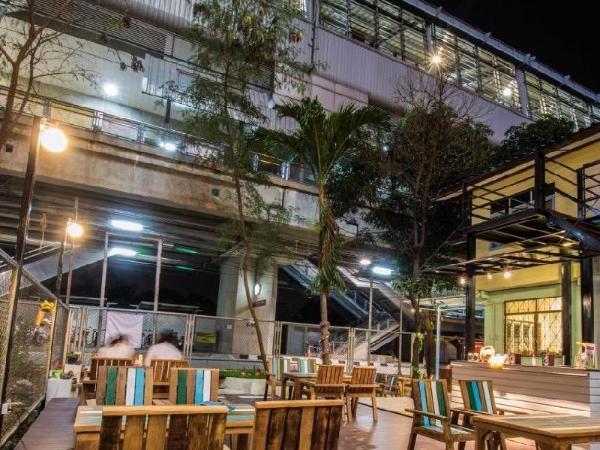 Nang Ta Yon @ Ban Thap Chang Hostel Bangkok