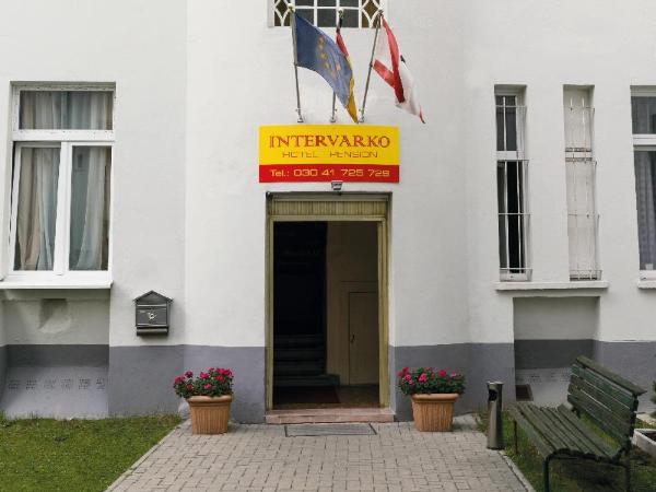 Hotel Pension Intervarko Berlin