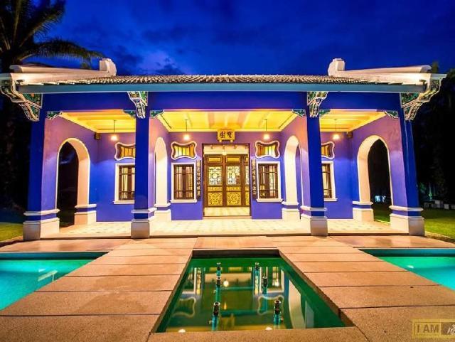 บุหลัน อันดา บาบา รีสอร์ต – Bulan Anda Baba Resort