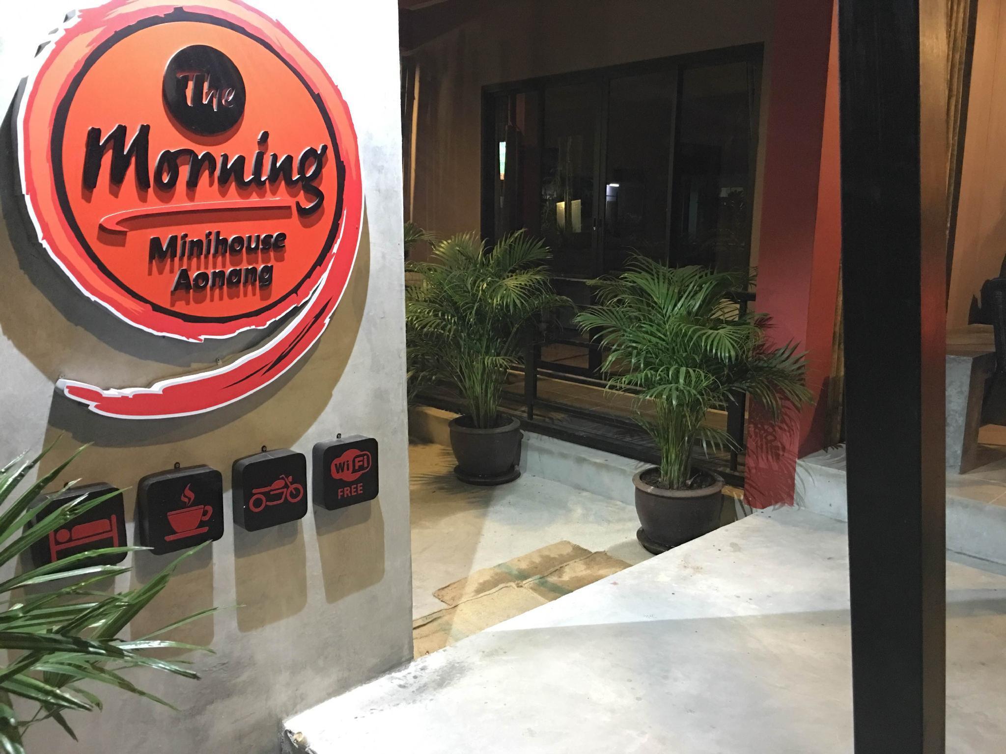 The Morning Minihouse Aonang เดอะ มอนิ่ง มินิเฮ้าส์ อ่าวนาง
