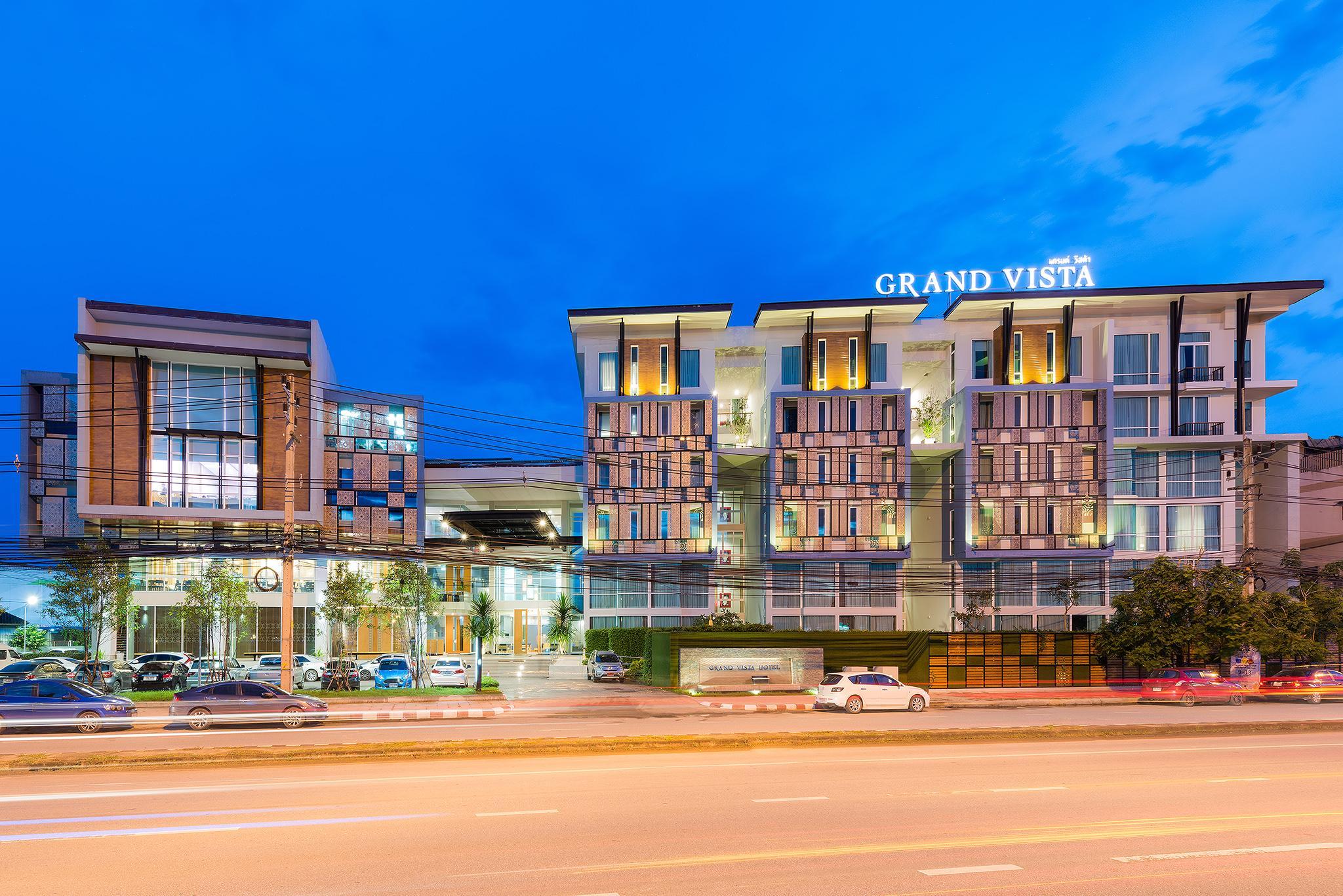 โรงแรมแกรนด์ วิสตา เชียงราย