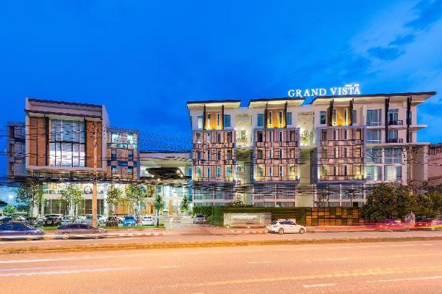 โรงแรมแกรนด์ วิสตา เชียงราย – Grand Vista Hotel Chiangrai