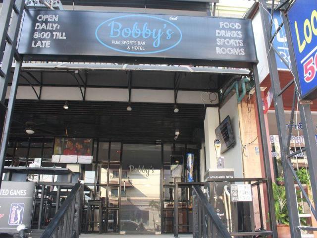 โรงแรมบ๊อบบี พัทยา – Bobbys Pattaya Hotel