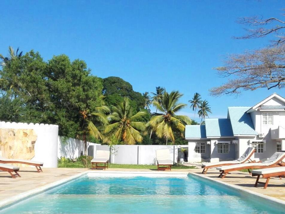 Zanzibar Grand Beach Villa