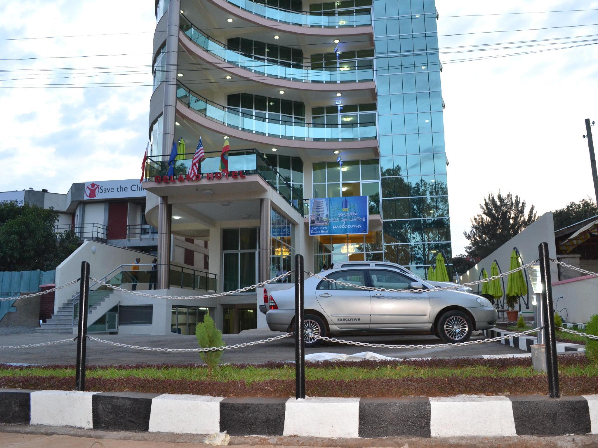 Delano Hotel Bahir Dar