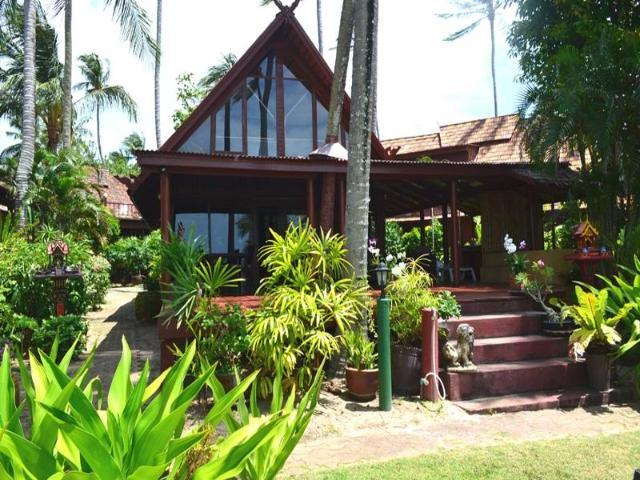 Green Coconut 2 Bedroom Beach Front Villa A2 – Green Coconut 2 Bedroom Beach Front Villa A2