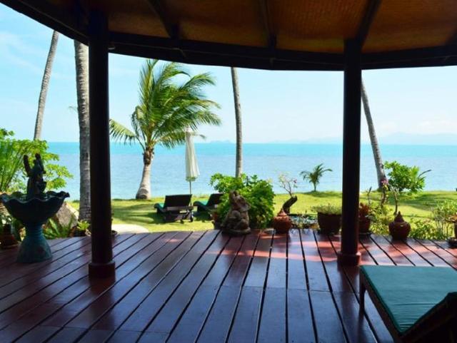 Green Coconut 2 Bedroom Beach Front Villa A6 – Green Coconut 2 Bedroom Beach Front Villa A6