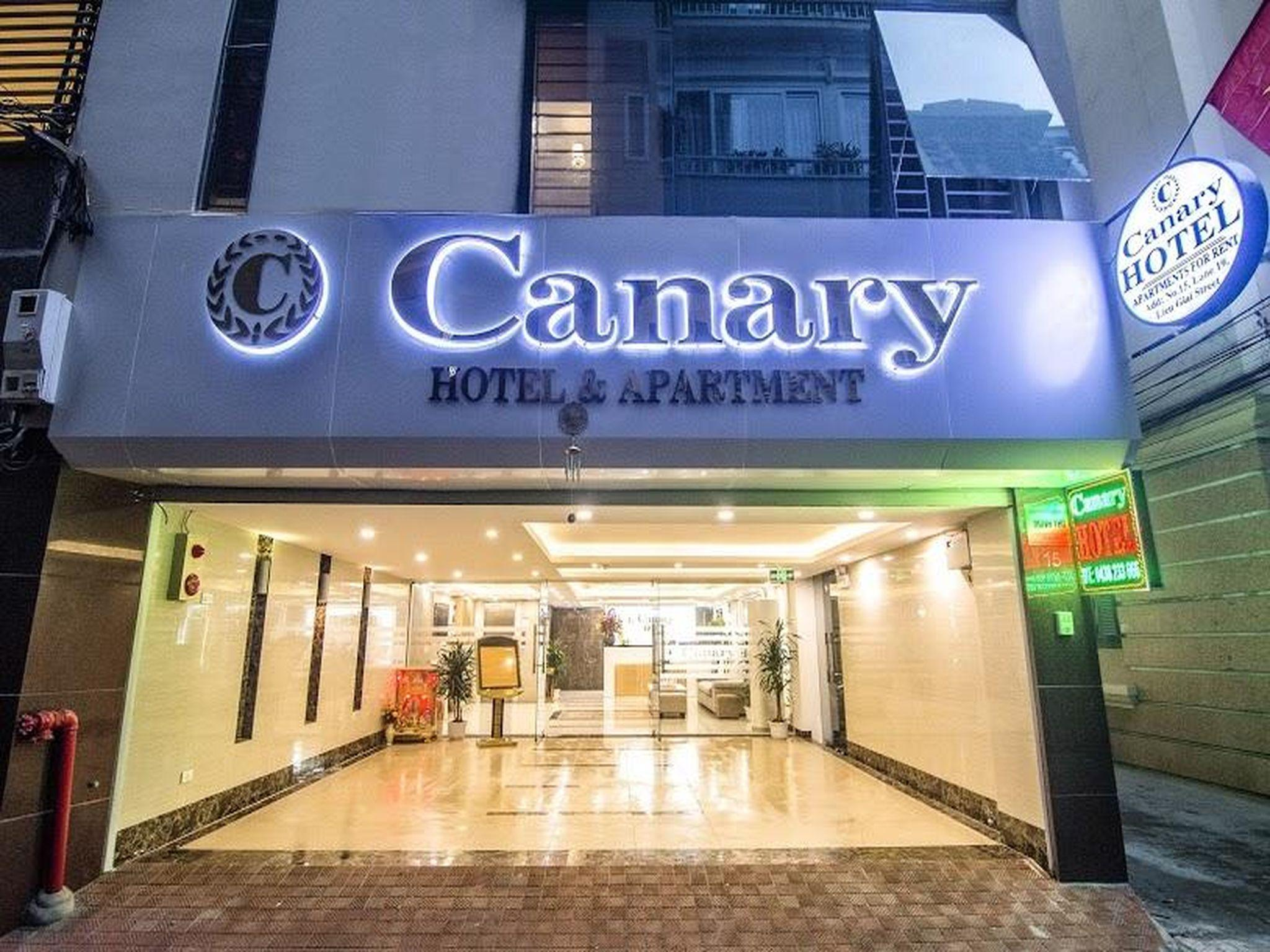 Canary Hotel And Apartment