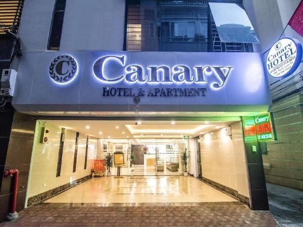 Canary Hotel & Apartment Hanoi