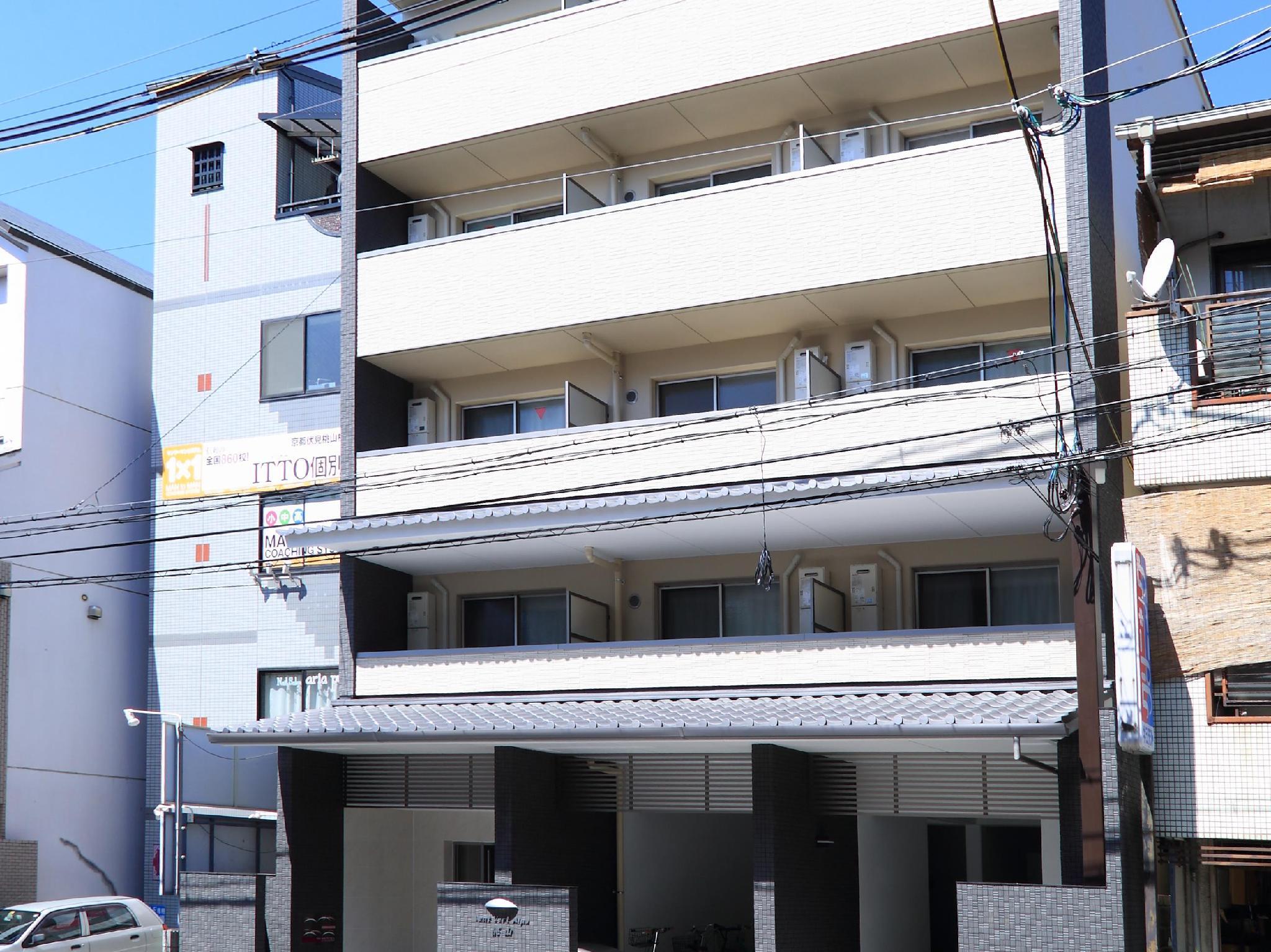 Vent Vert Momoyama Hotel