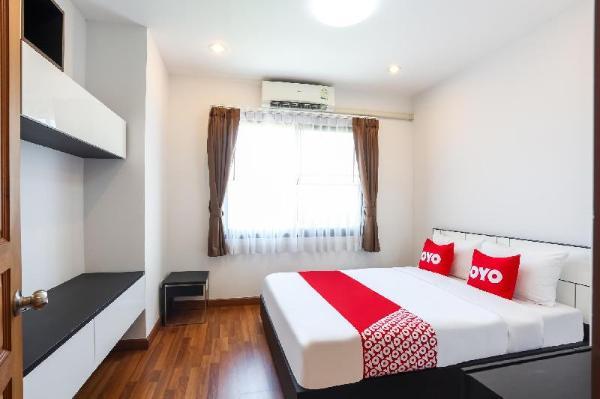OYO 338 V-Twin Donjan Service Apartment Chiang Mai