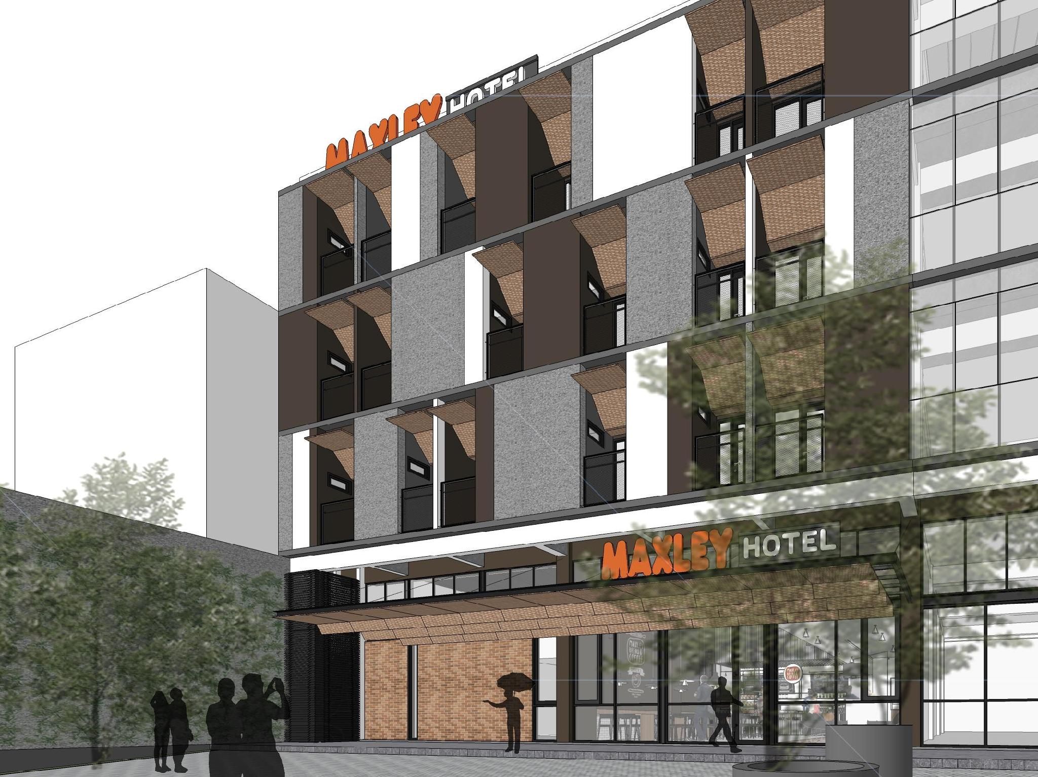 Maxley Hotel Arjuna