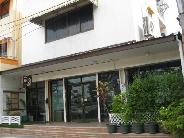 Rest 3 Hostel Bangkok