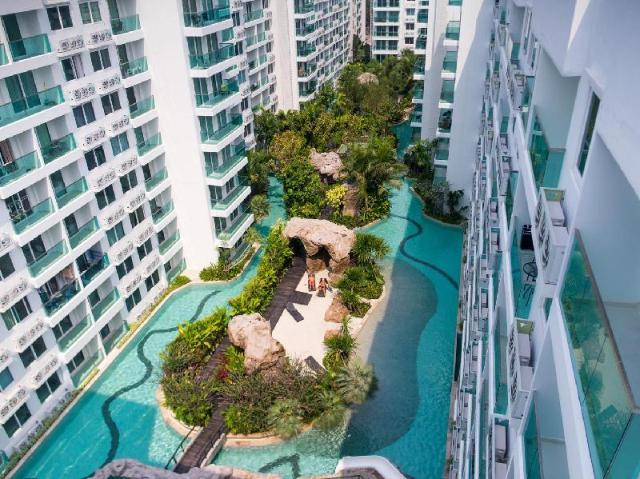 น้ำทะเล by บัทเตอร์ – Amazon Residence Condominium By Mr.Bulter