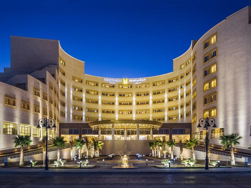Ha 39 il millennium hotel hail in saudi arabia middle east for Arabian hotel