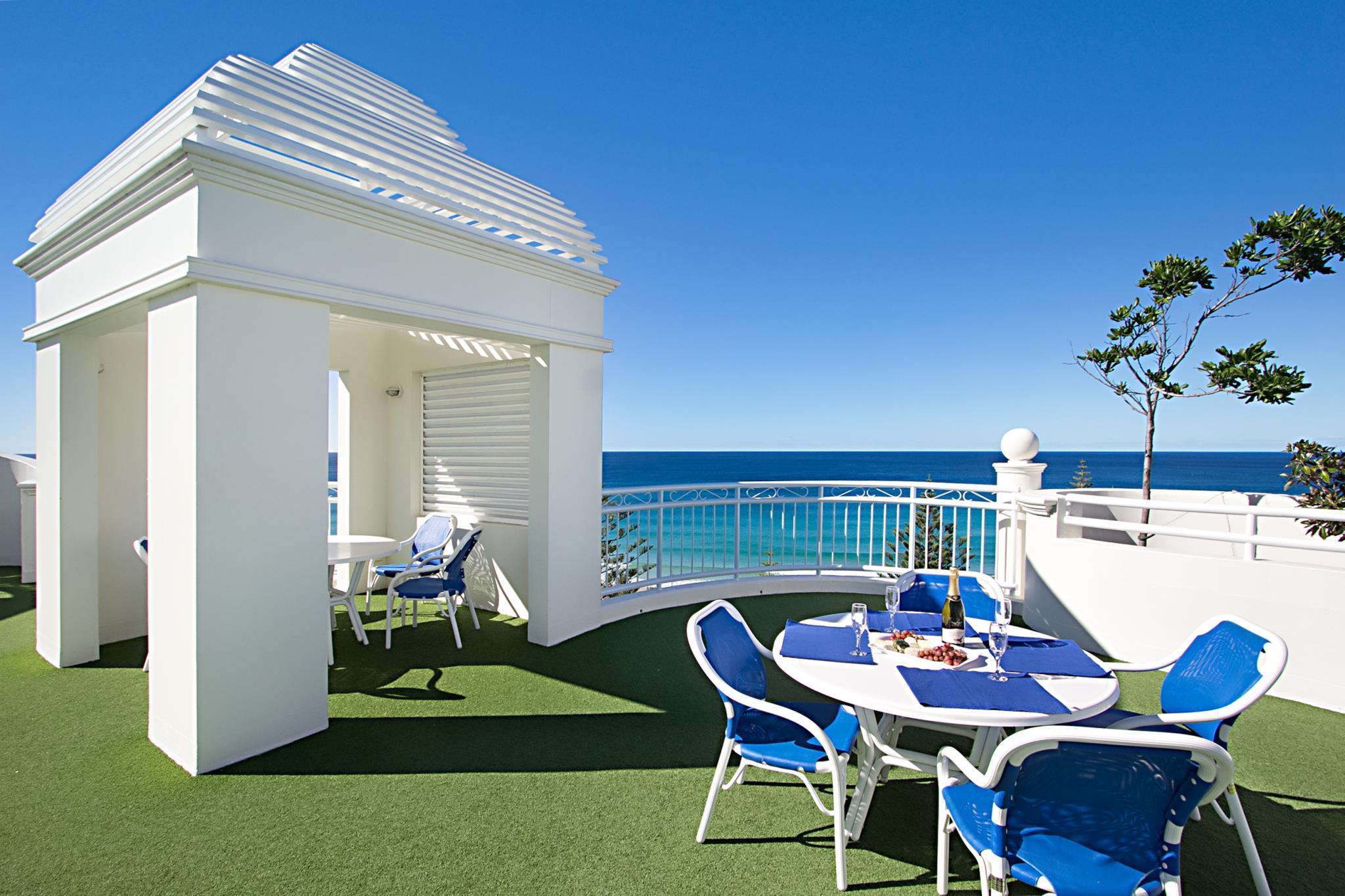 Burleigh Mediterranean Beachfront Resort