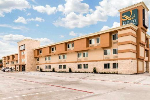 Quality Inn & Suites Plano East - Richardson