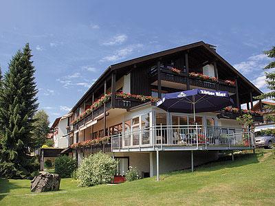 Steinhausers Hotel Hochbuhl