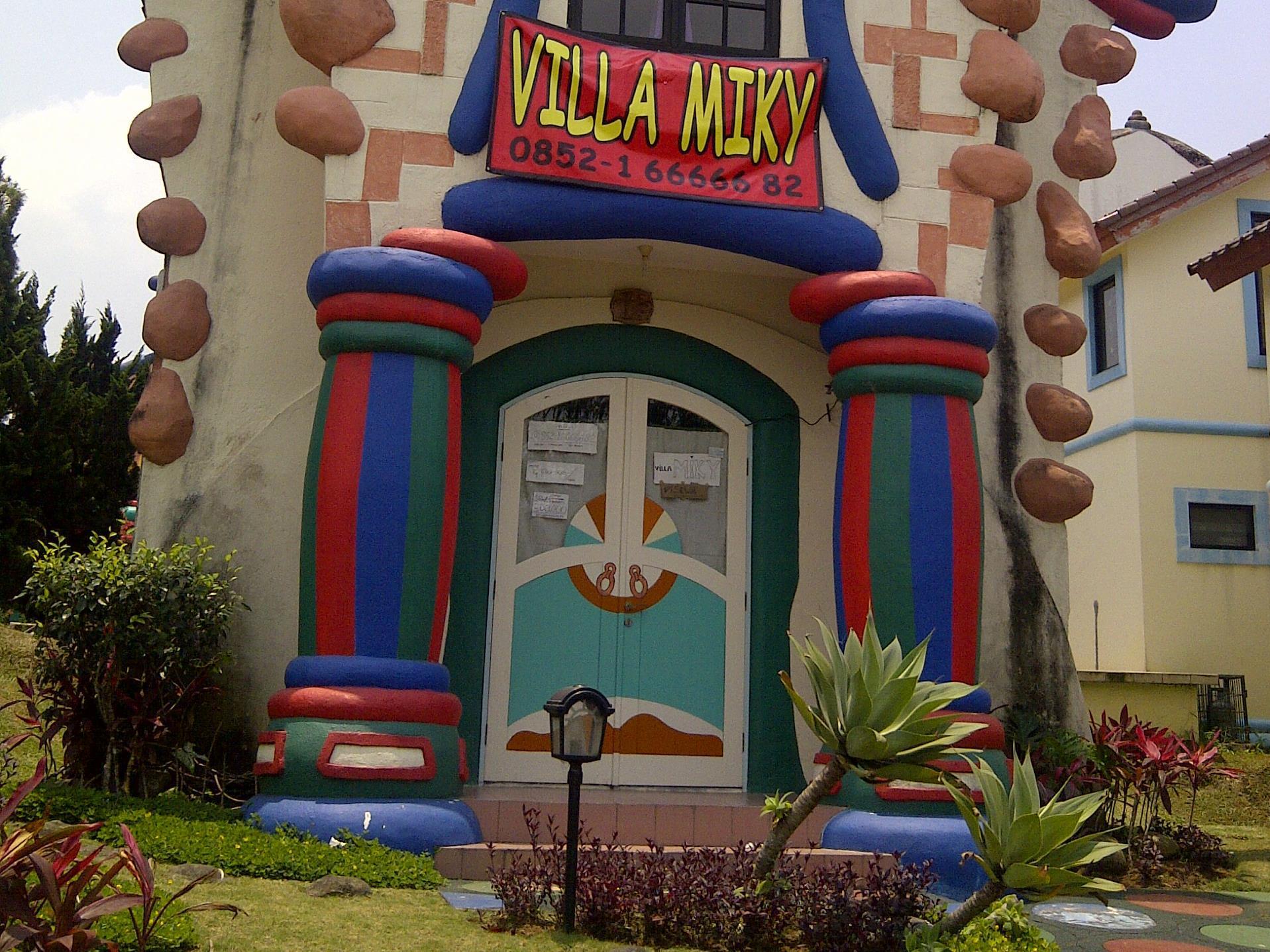 Villa Miky At Kota Bunga Puncak