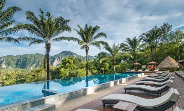 Aonang Fiore Resort Krabi