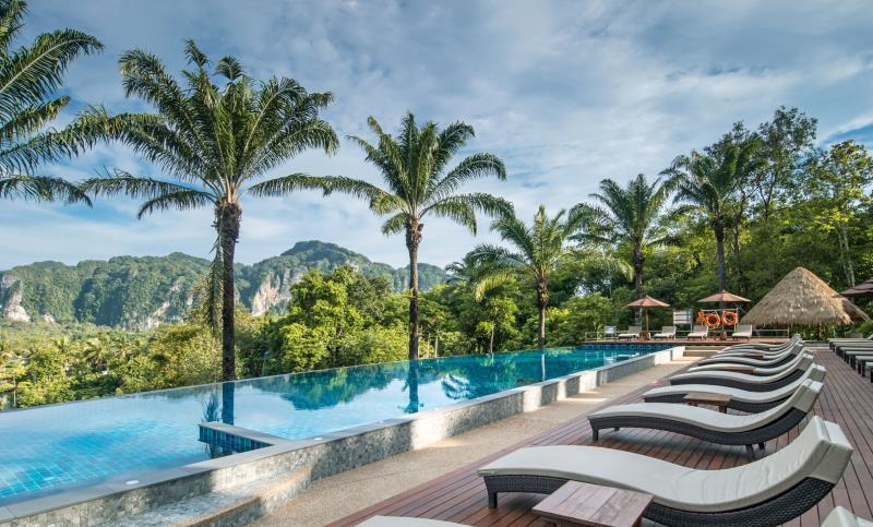 Aonang Fiore Resort อ่าวนาง ฟีโอเร่ รีสอร์ท