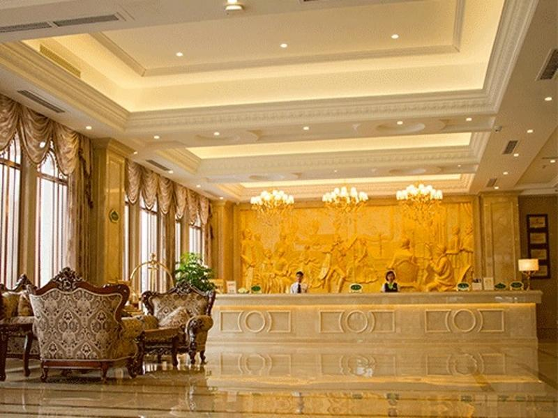 Vienna Hotel Zhejiang Ningbo Ninghai Branch
