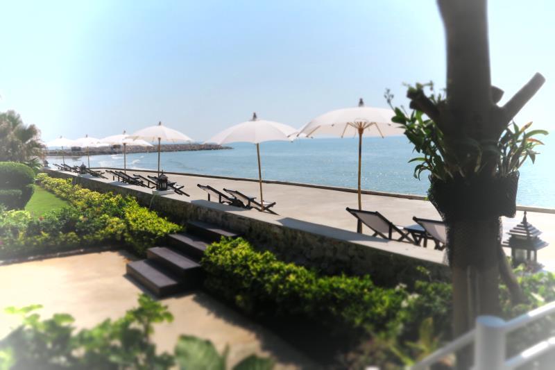 CHOMTALAY RESORT Hadchao samran ชมทะเลรีสอร์ท หาดเจ้าสำราญ
