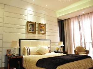 Baihe International Apartment Hotel Luogang Wanda Square Branch