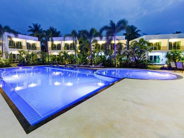 เดอะ เซเรนิตี้ รีสอร์ท พัทยา – The Serenity Resort Pattaya, Private Villas