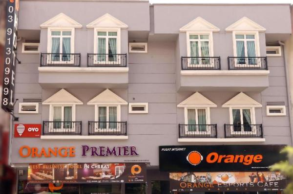 Orange Premier Hotel Taman Segar Kuala Lumpur
