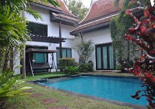 Pratumnak Beach villa 2 bedroom พาราไดซ์ บีช การ์เดน