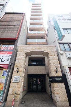 Ookini Hotels Nipponbashi Apartment Osaka