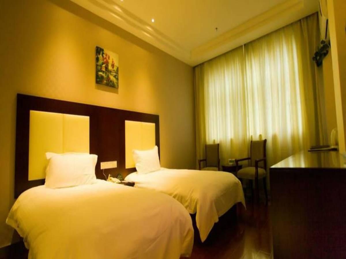 GreenTree Inn BeiJing XiZhiHe Dimension Stone Market Express Hotel