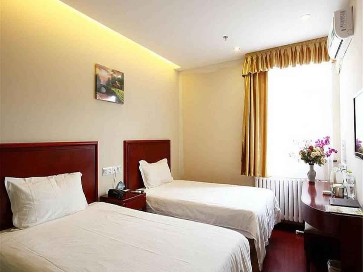 GreenTree Inn BeiJing XiZhiHe Dimension Stone Market Express Hotel 2