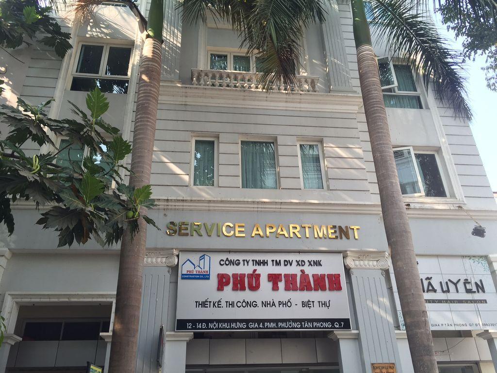 Hoang Nam Serviced Apartment