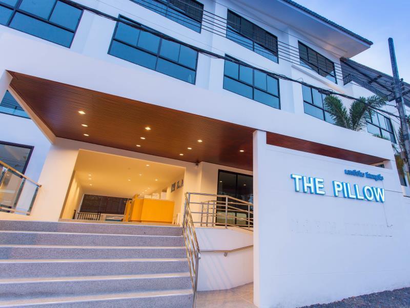 The Pillow Phuket Hotel โรงแรมเดอะ พิลโลว์ ภูเก็ต