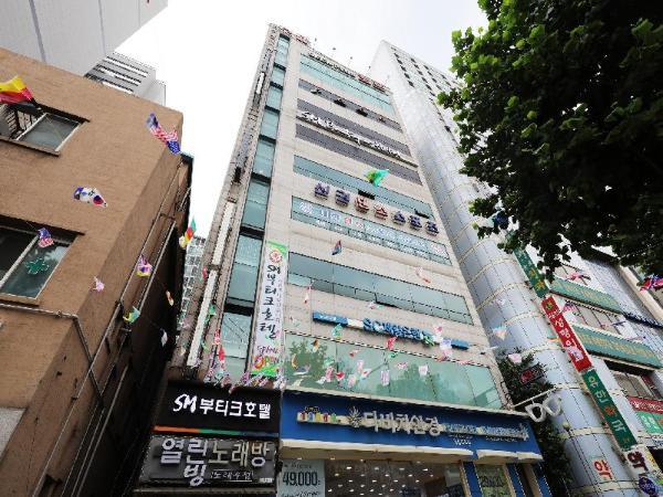 SM Boutique Hotel Seoul
