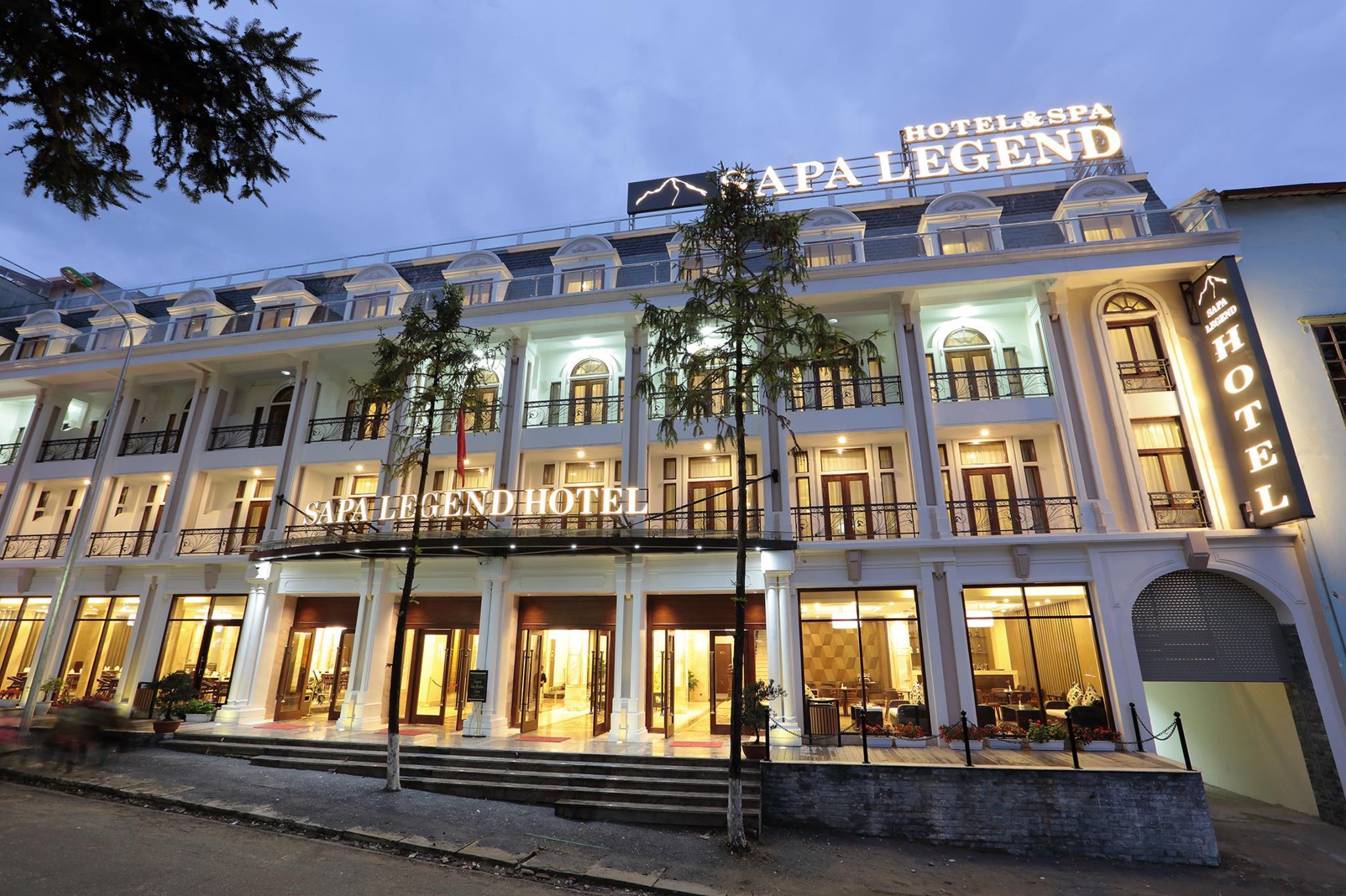 Sapa Legend Hotel And Spa
