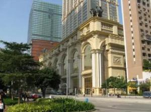 澳门之心北欧公寓 (Nordic Flat in the Heart of Macau)