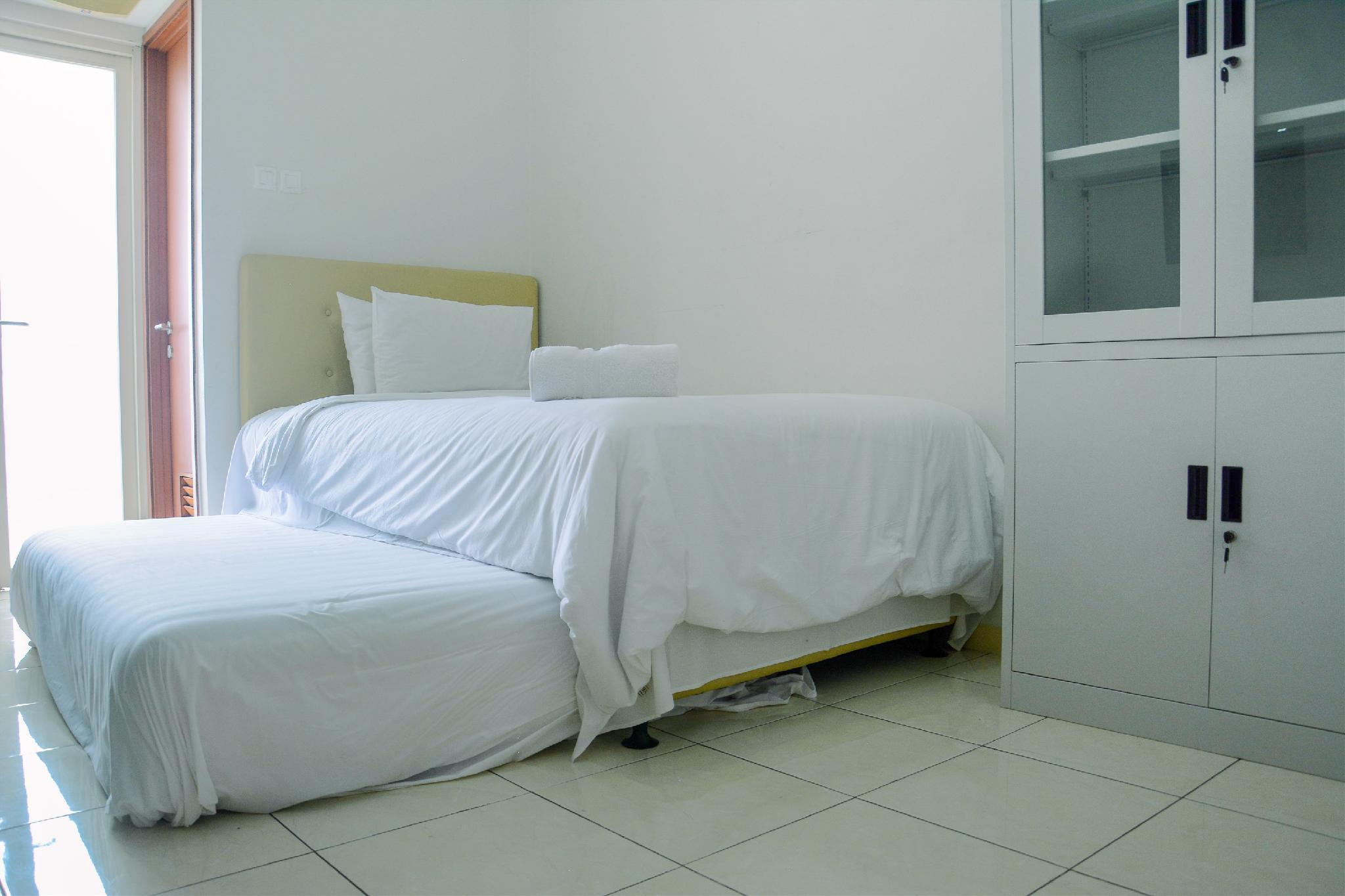 Cozy Studio Apt @ Margonda Residence 4 By Travelio
