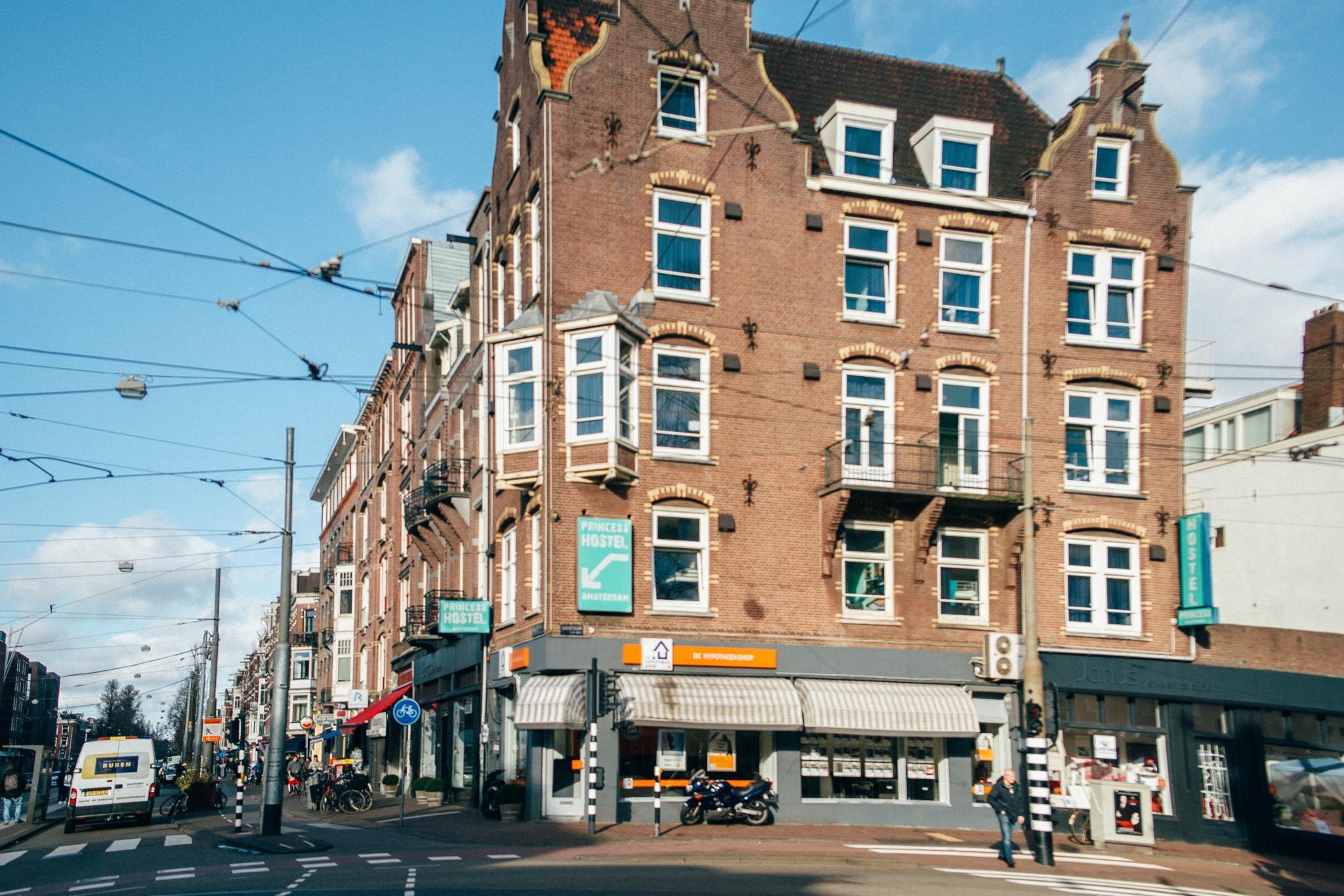 Princess Hostel Amsterdam