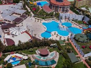 Selge Beach Resort & Spa: Halal Ultra All Inclusive