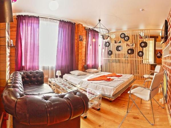 Apart-hotel Poltavskiy Loft Nizhny Novgorod